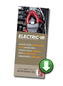 electrical ir scan brochure image