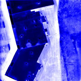 aerial infrared scan