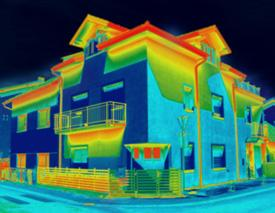 building envelop infrared